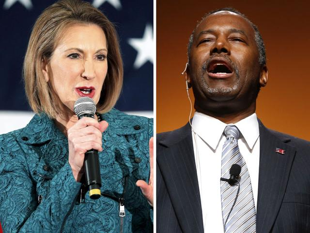 A-combination-photograph-of-former-HP-CEO-Carly-Fiorina-and-Republican-leader-Ben-Carson-Reuters-AP