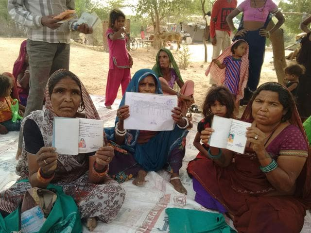 land grabbing,Saharia tribals,Sheopur