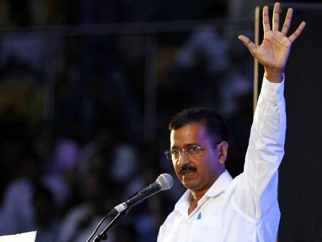 Kejriwal attacks media,AAP govt,Media