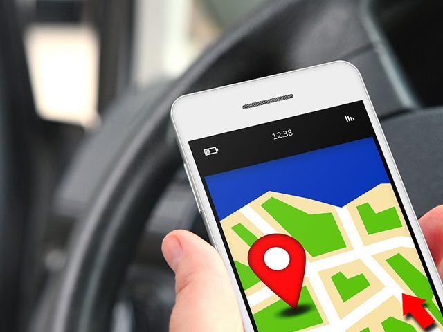 GPS,Smartphone,University of Texas