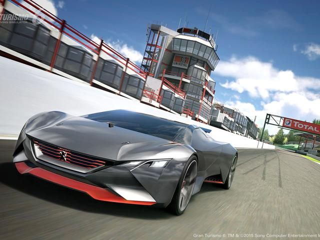 The-latest-Peugeot-prototype-was-designed-to-commemorate-the-15th-anniversary-of-the-video-game-GT6-Photo-AFP
