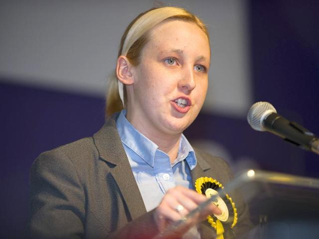 UK elections,SNP,Youngest British lawmaker