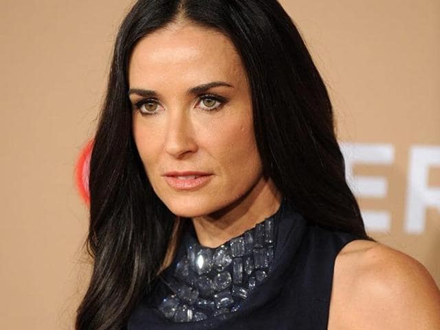 Demi Moore,stolen,Hollywood