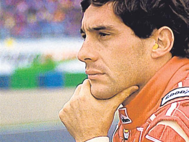 Ayrton Senna,Alain Prost,Asif Kapadia