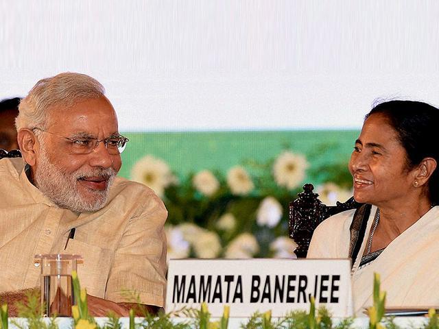 Narendra Modi,Modi in Bengal,Mamata Banerjee