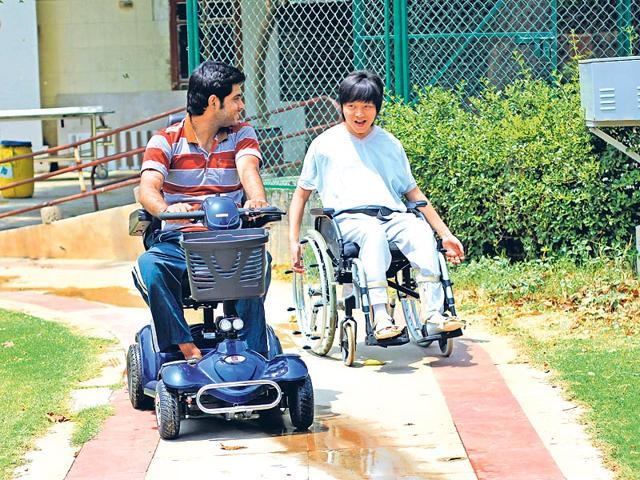 Customised Wheelchairs