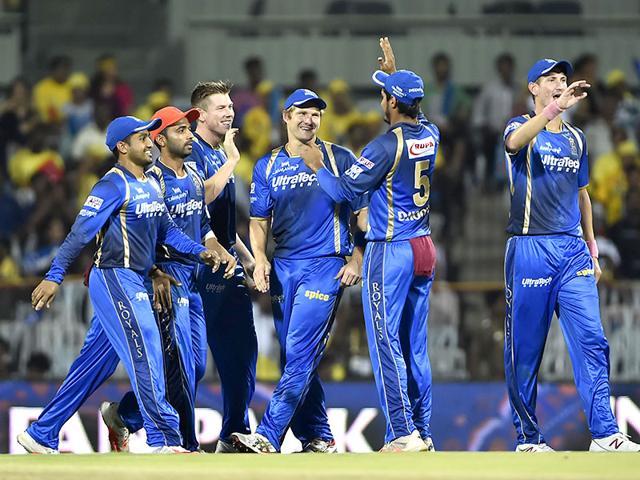 IPL 2015,IPL 8,Rajathan Royals vs Kolkata Knight Riders