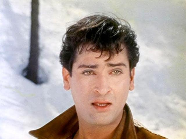Raj Kapoor,Rishi Kapoor,Shammi Kapoor