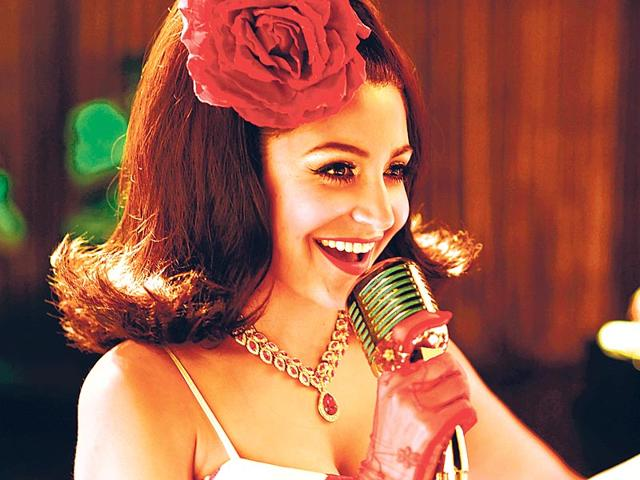 Anushka Sharma,Bombay Velvet