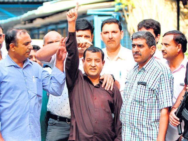 Indian Mujahideen,IM,Nepal prison