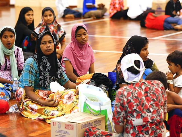 Rohingya migrants raped at Thai-Malaysia border camps: Report