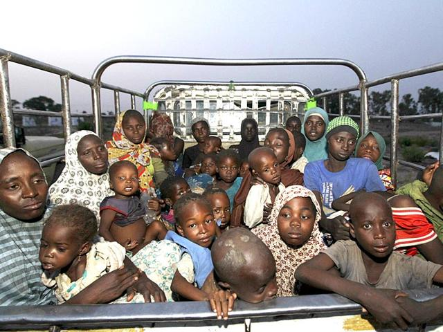 Women-and-children-rescued-by-Nigerian-military-Reuters-photo