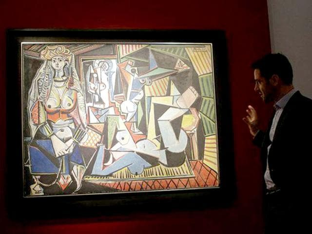 Pablo-Picasso-s-The-Women-of-Algiers-fetched-179-365-million-at-Christie-s-in-New-York-on-May-11-2015
