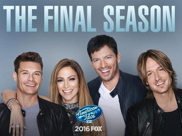 American Idol,end,last season