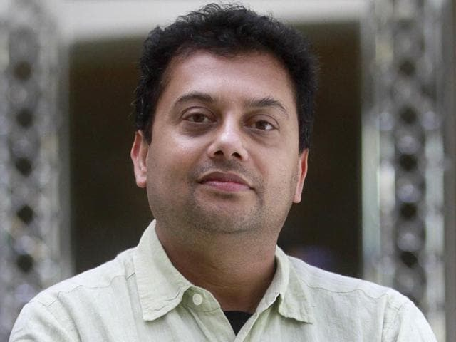 Neel-Mukherjee-beat-other-short-listed-second-novels-by-authors-including-Will-Wiles-Deborah-Kay-Davies-and-Amanda-Coe-to-win-the-award-founded-by-Lucy-Astor-in-1990-to-celebrate-second-novels-Sanjeev-Verma-HT-photo