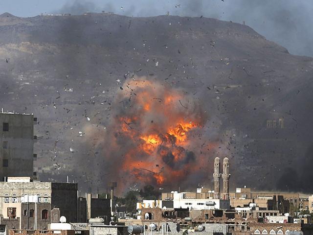 Yemen air strike,Saudi-led air strikes,Indians killed in Yemen air strike