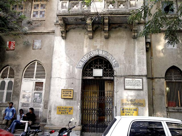 Parsi-Lying-in-Hospital-in-Mumbai-s-Fort-area-will-soon-be-opened-to-the-public-again-as-a-super-speciality-hospital-Kunal-Patil-HT-file-photo