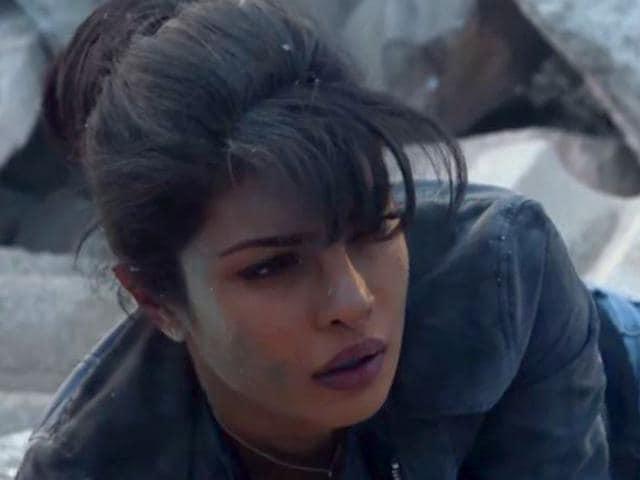 Priyanka Chopra,American TV Quantico,Quantico in India