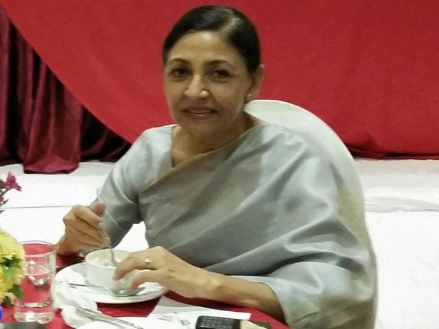 Deepti-Naval-is-set-to-open-studio-cum-museum-on-Dal-lake-HT-Photo
