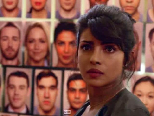 Priyanka Chopra,Quantico trailer,American TV show