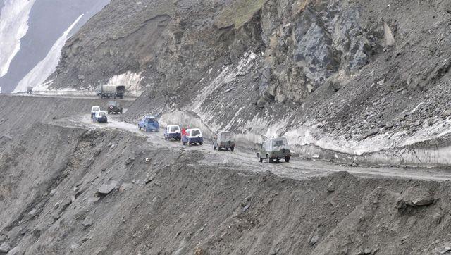Srinagar-leh,Kashmir Valley,Border Roads Organisation