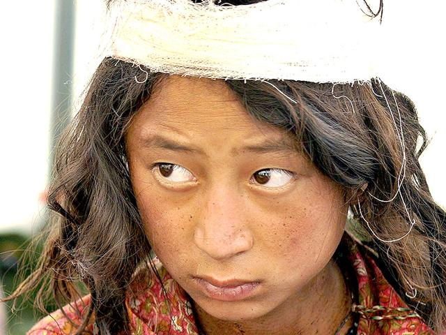 Earthquake-victims-receive-treatment-at-medical-camps-in-Nepal-Burhaan-Kinu-HT-Photo
