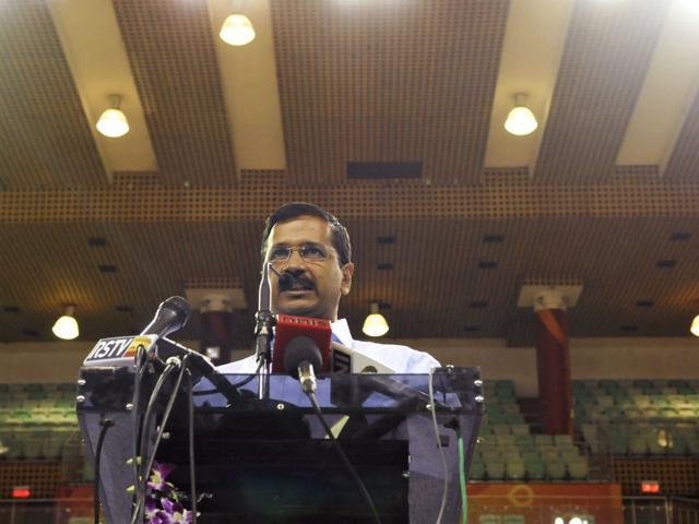 Delhi-chief-minister-Arvind-Kejriwal-Saumya-Khandelwal-HT-File-Photo