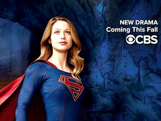 First-look-of-CBS-Supergirl-series-Photo-Twitter