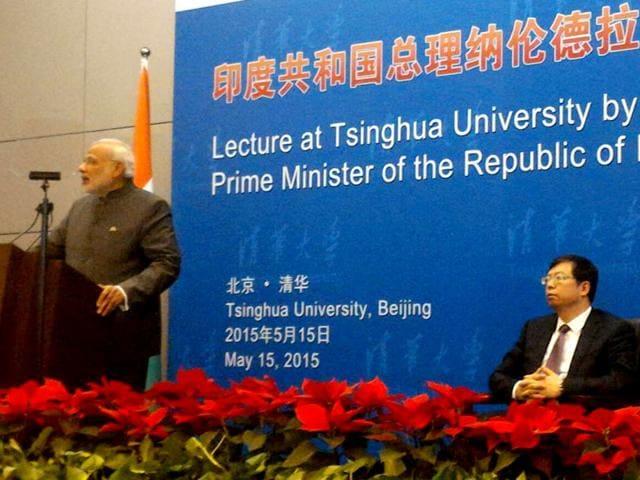 Modi,China,Modi in china
