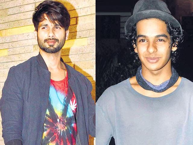 Shahid-s-half-brother-Ishaan-is-the-assistant-director-on-the-actor-s-next