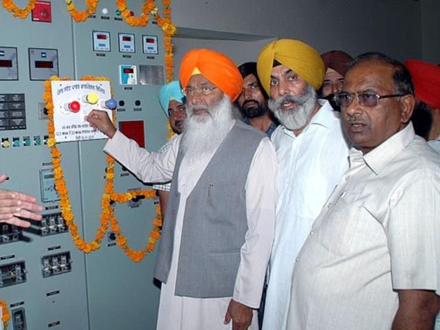 Sangrur,Sukhdev Singh Dhindsa,power grids
