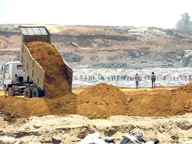 Sonbhadra,Kanhar Dam Project,Uttar Pradesh