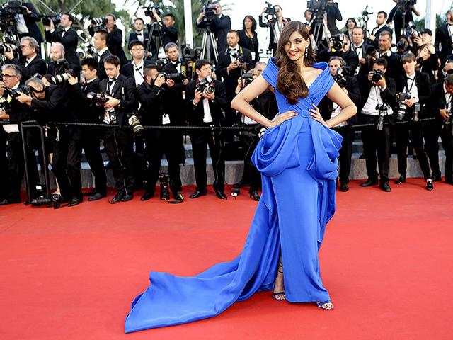 Sonam Kapoor,Cannes,Cannes red carpet