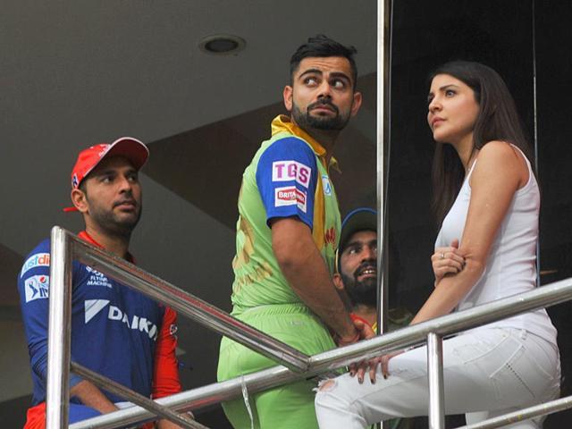 Virat Kohli,Anushka Sharma,BCCI
