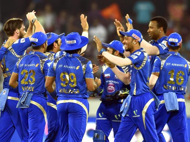 Mumbai-Indians-MI-players-celebrate-after-winning-the-Indian-Premier-League-IPL-2015-final-against-Chennai-Super-Kings-CSK-at-Eden-Gardens-in-Kolkata-on-May-24-Ajay-Aggarwal-HT-Photo