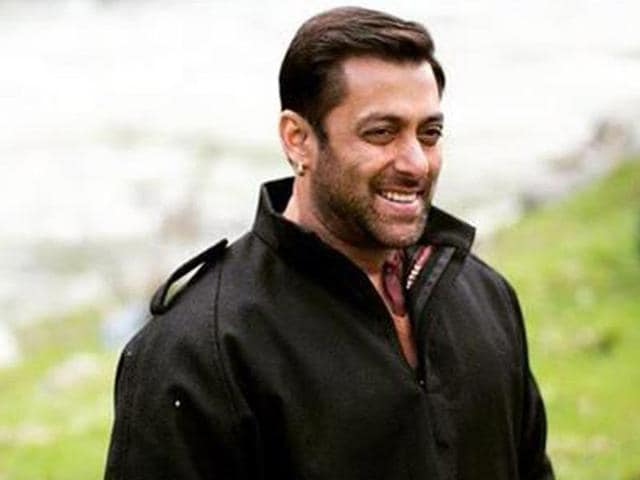 Salman Khan,Katrina Kaif,Salman Khan in Kashmir