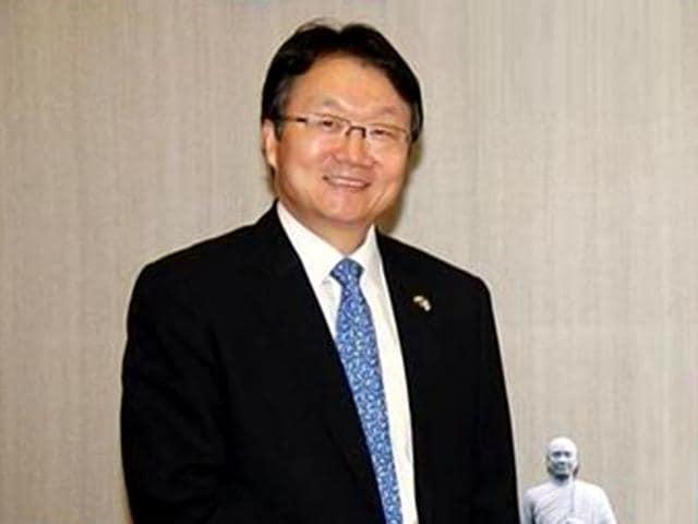 Joon-gyu Lee,korea,south korea ambassador to india