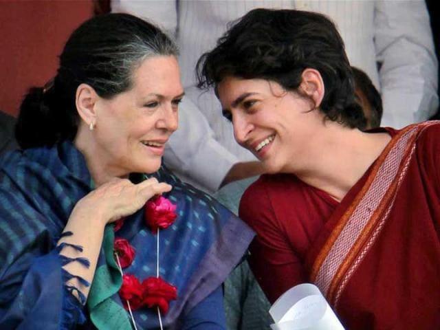 Congress-President-Sonia-Gandhi-with-daughter-Priyanka-Gandhi-HT-Photo