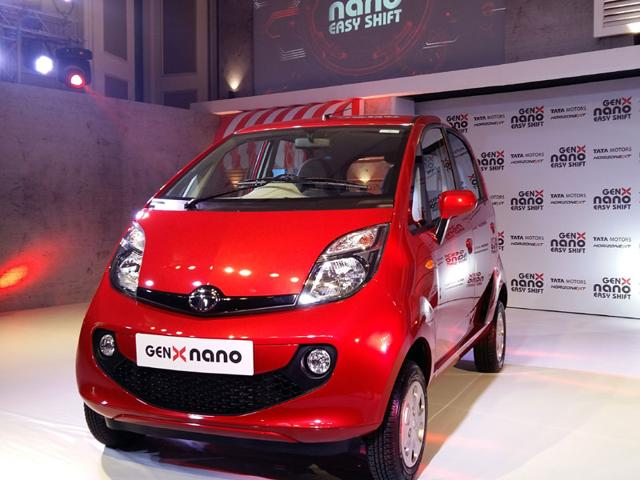 Tata Motors,GenX Nano,Nano