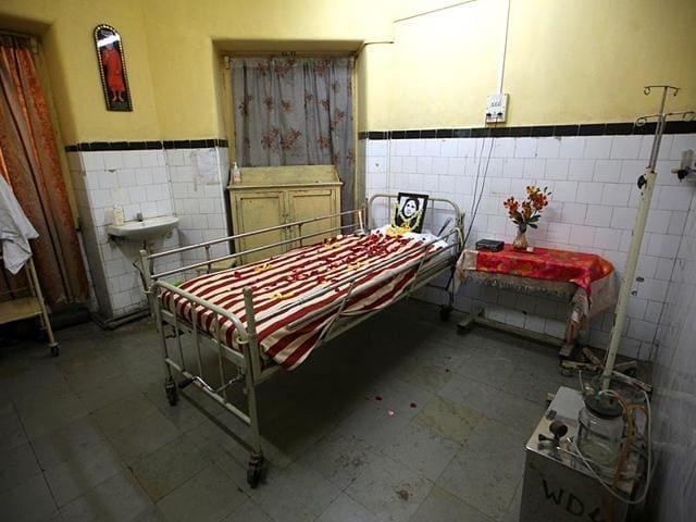 Former-nurse-Aruna-Shanbaug-lay-in-a-vegetative-state-for-42-years-at-KEM-Hospital-s-room-number-4-Kunal-Patil-HT-photo