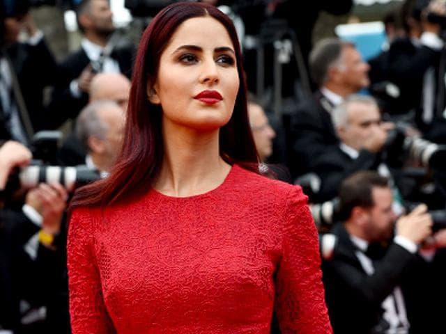 Katrina-Kaif-looks-stunning-as-she-makes-her-Cannes-red-carpet-debut-in-an-Oscar-de-la-Renta-gown-and-auburn-hair-AP-photo