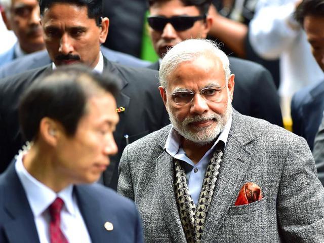 Narendra Modi,Modi Fashion,Modi Style
