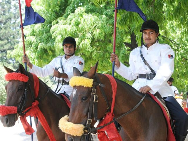 Chandigarh,police,mounted