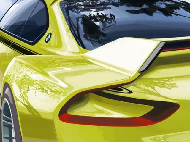 BMW,concept car,Concorso d'Eleganza Villa d'Este