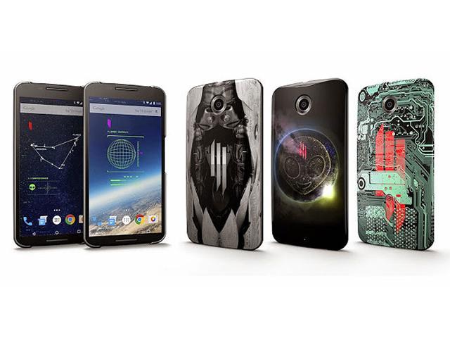 Skrillex,Android,Google