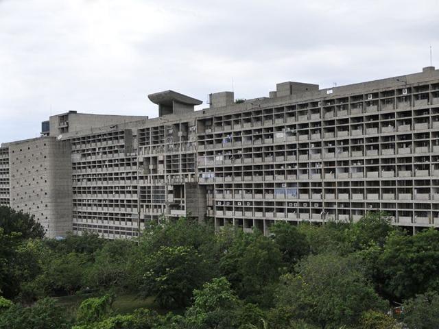 Punjab-secretariat-HT-PHOTO