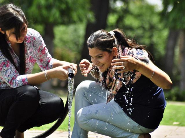 summer,hot weather,Chandigarh