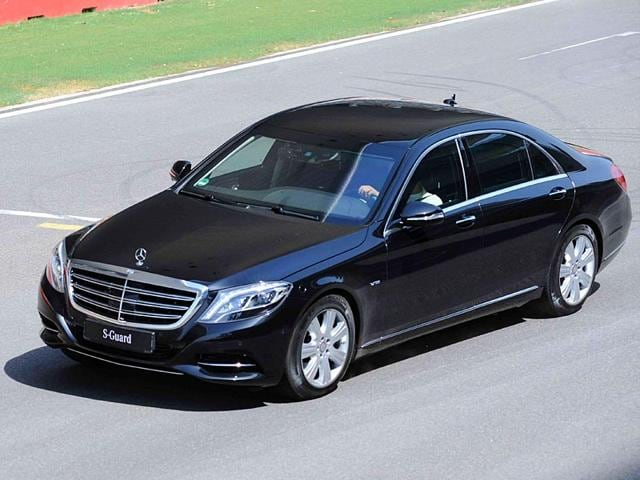 Mercedes-Benz launches armoured version S600 Guard at Rs 8.9cr ...