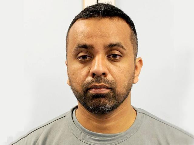 A-handout-photo-received-from-the-British-Metropolitan-Police-Service-shows-London-taxi-driver-Anis-Sardar-who-was-convicted-in-a-British-court-of-murdering-US-soldier-Sergeant-First-Class-Randy-Johnson-eight-years-ago-in-Iraq-AFP-Photo
