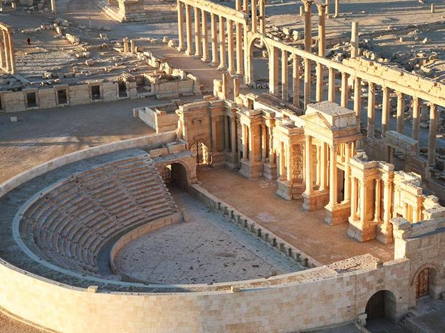 This-file-photo-shows-the-general-view-of-the-ancient-Roman-city-of-Palmyra-northeast-of-Damascus-Syria--Islamic-State-militants-seized-parts-of-the-ancient-town-of-Palmyra-in-central-Syria-on-Wednesday-after-fierce-clashes-with-government-troops-renewing-fears-the-extremist-group-would-destroy-the-priceless-archaeological-site-if-it-reaches-the-ruins-SANA-via-AP